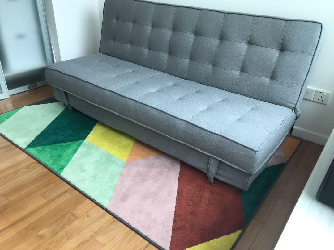 Ikea Color Block Rug Furniture Home Decor Others On Carousell