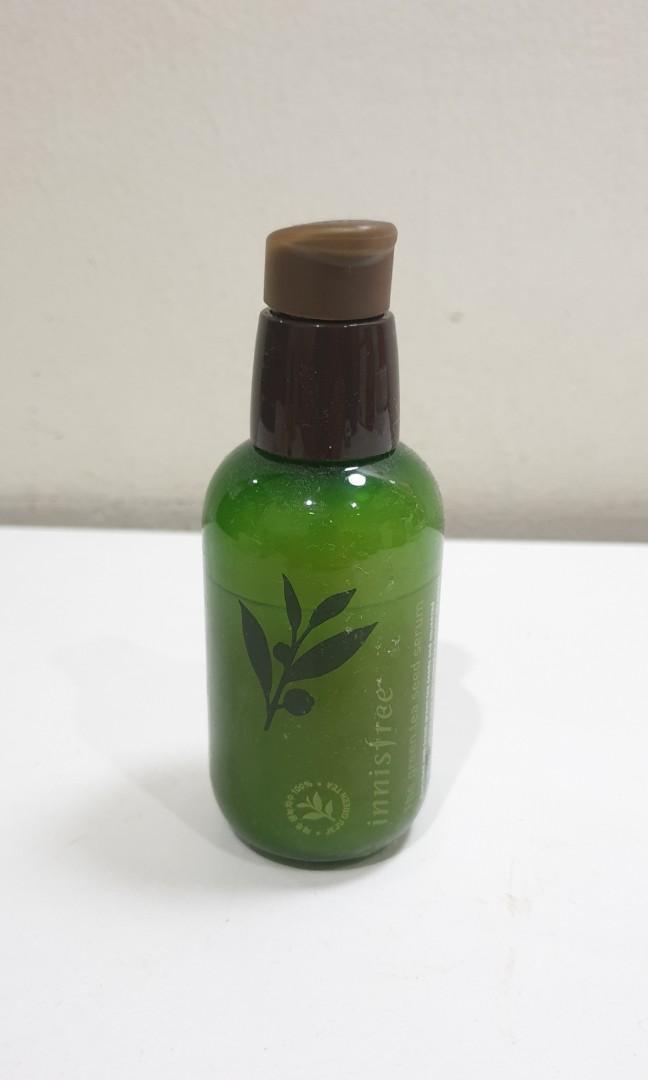 Innisfree Green Tea Seed Serum preloved 90%
