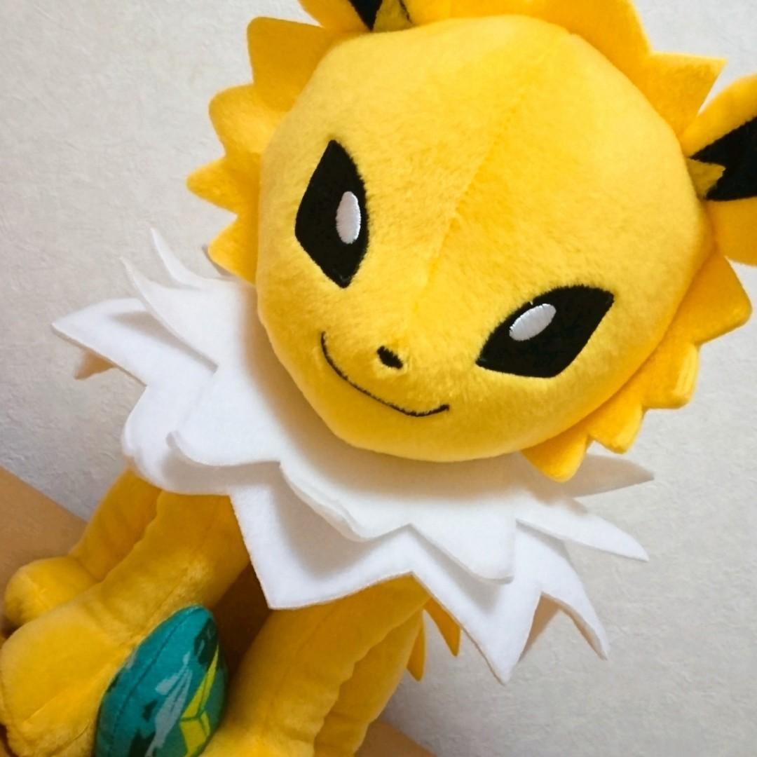 [INSTOCKS] TOREBA Pokemon Focus - Jolteon Big Plushy B