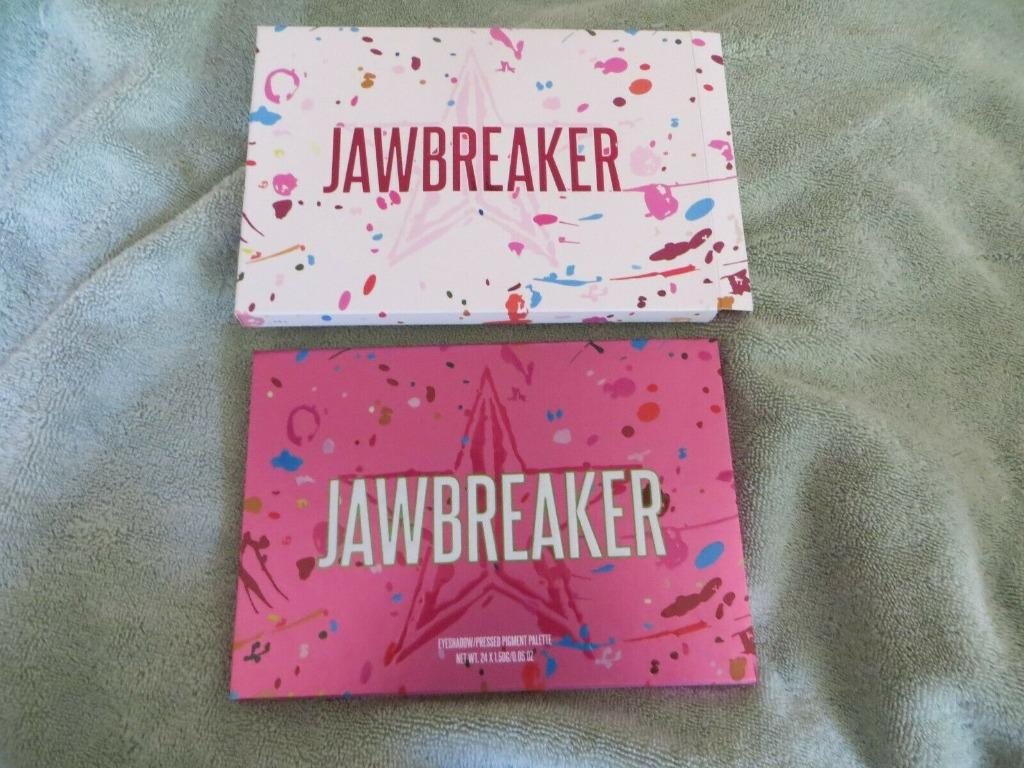JEFFREE STAR Jawbreaker Eyeshadow Palette BRAND NEW & AUTHENTIC [PRICE IS FINAL. FREE POST [LIMITED TIME]
