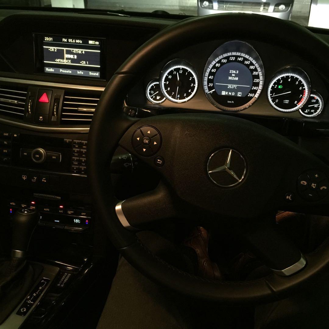 MERCEDES-BENZ E250 2010