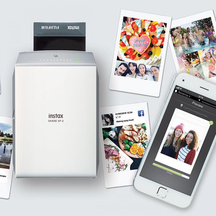 Instax Polaroid Printing Service