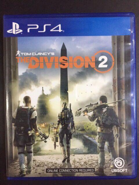 PS4 Tom Clancy's Division 2 WASHINGTON D.C. EDITION