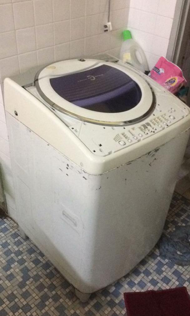 Repair washing machine fridge