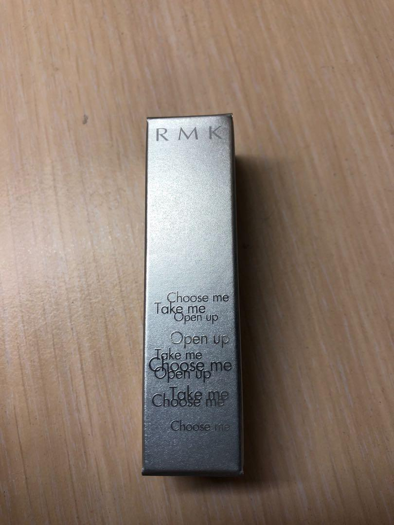 RMK 經典誘色口紅(潤采)色號04 全新
