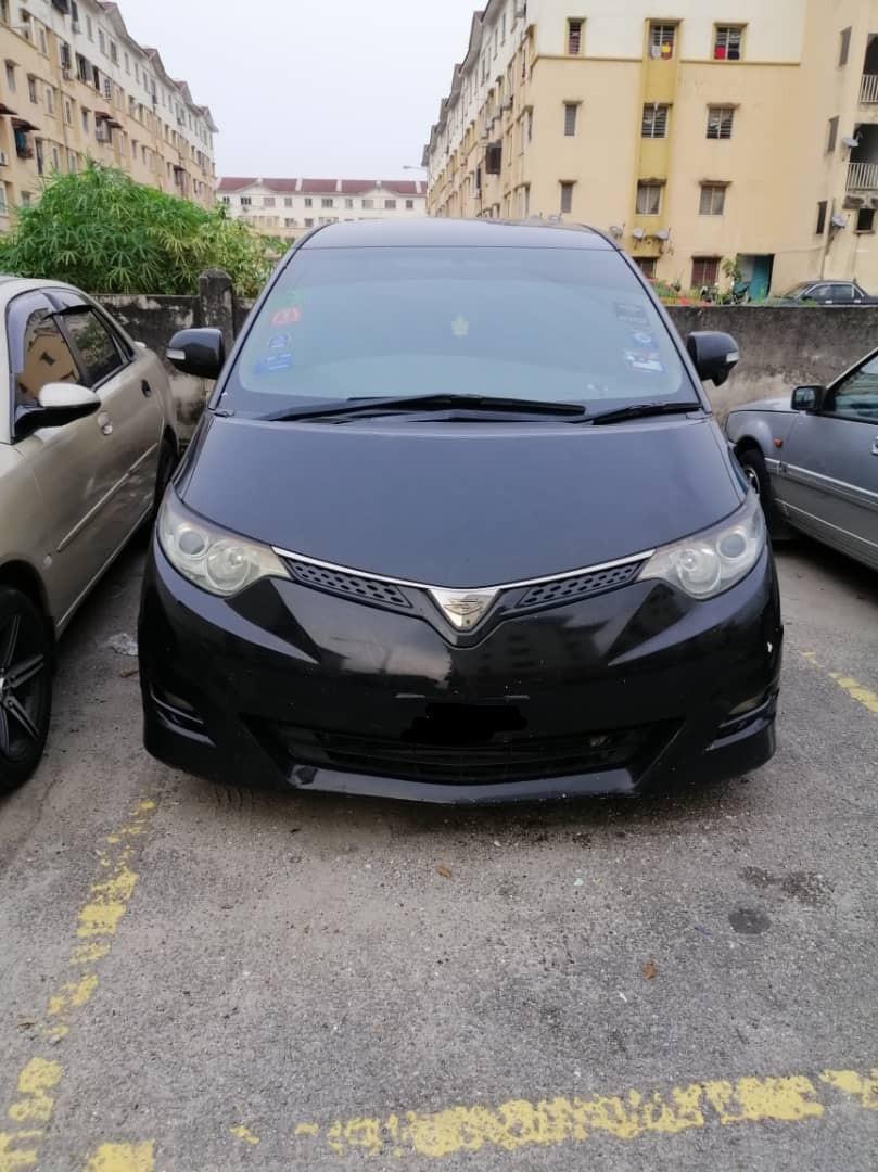 SEWA BELI>>Toyota Estima ACR50 7 Seaters 2007/2012