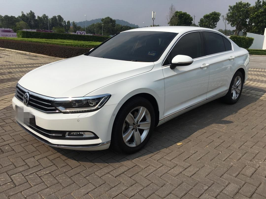 SEWA BELI>>VW PASSAT 1.8TSI CL (A) LATEST FACELIFT 2019