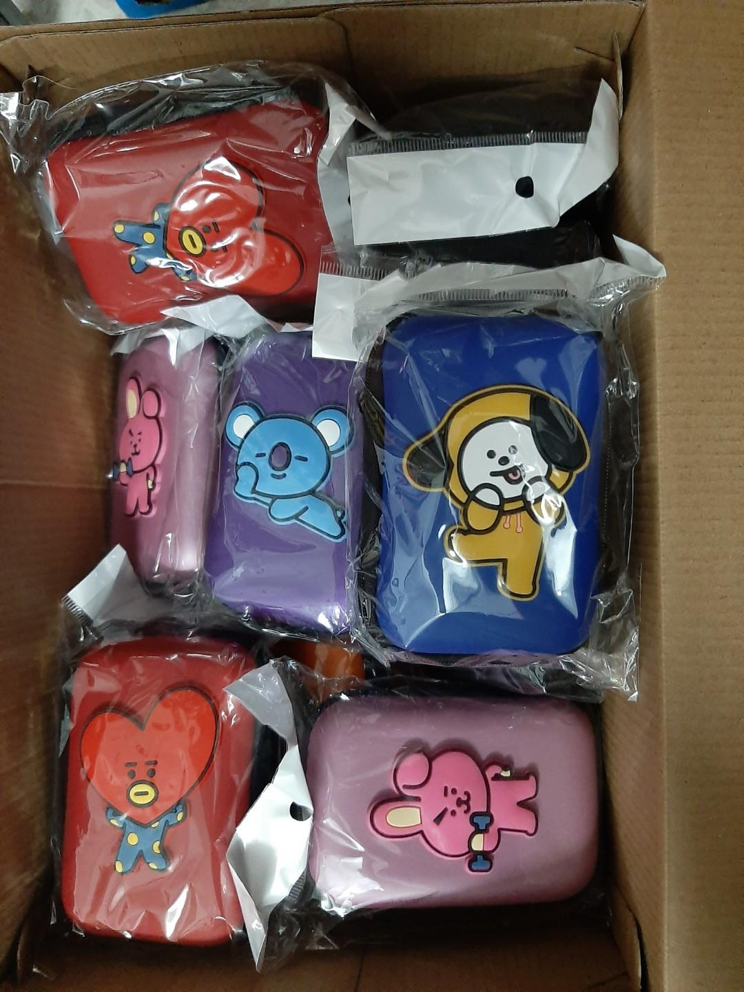 SHINee OFFICIAL   BT21 UNOFFICIAL [PRICE CAN REDUCED]