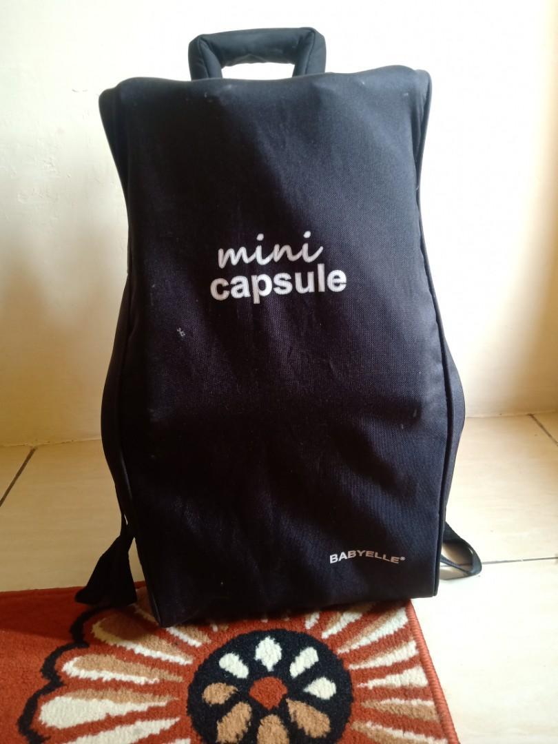 Stoller mini capsule