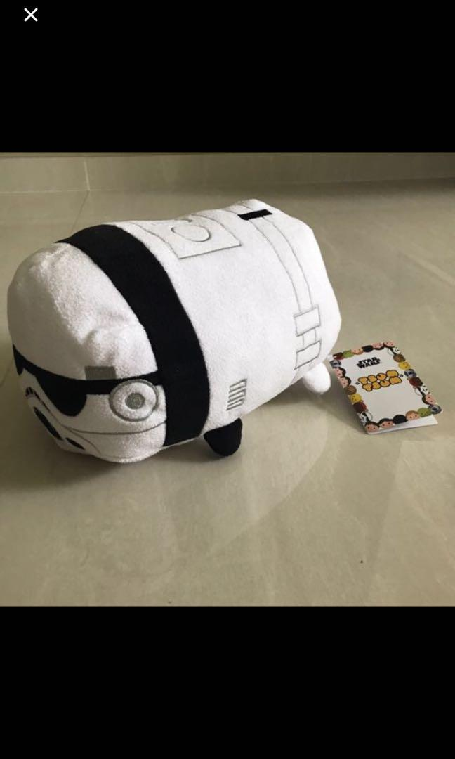 Stormtrooper Tsum Tsum cushion
