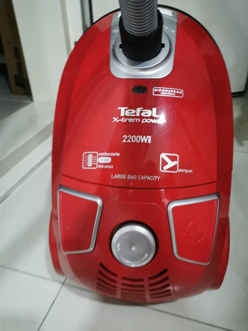 Tefal vaccum cleaner