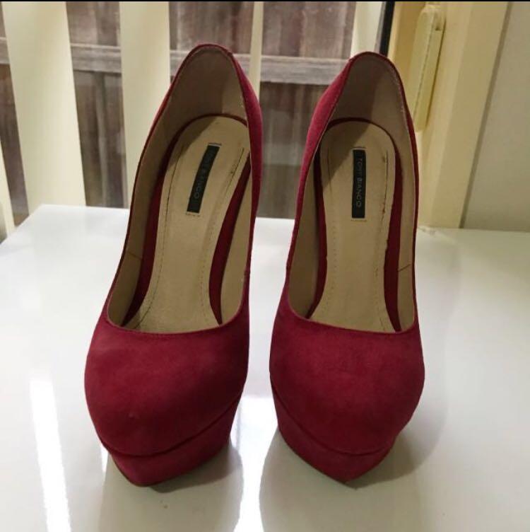Tony Bianco Red Pumps/heels