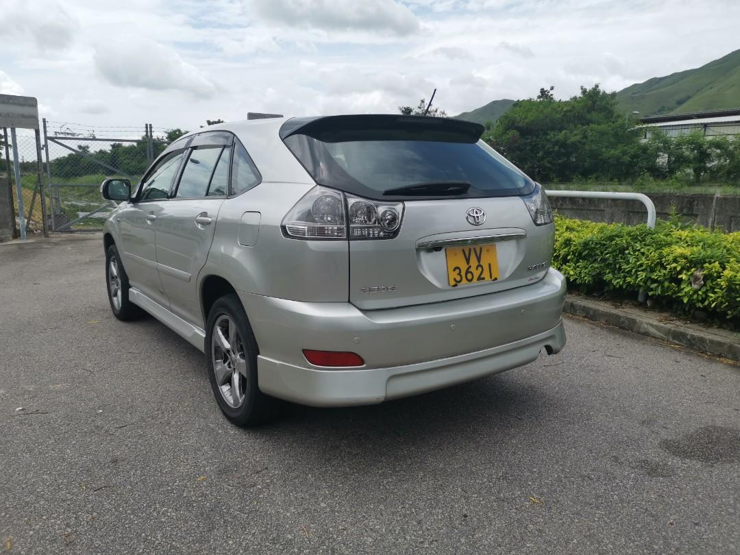 TOYOTA HARRIER 3.5 2006