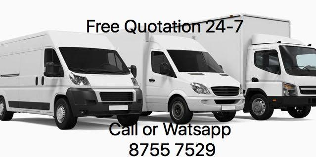 Free quote for Transport, Movers, cheap and Reasonable