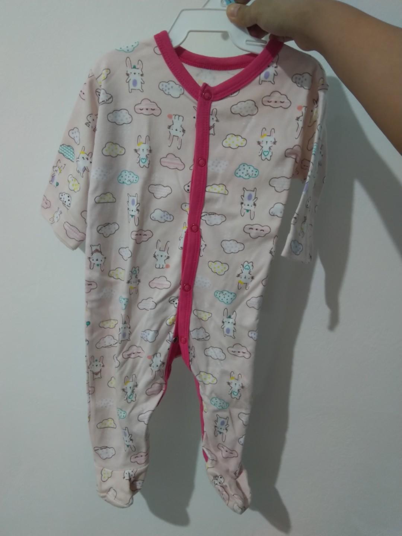 Velvet Junior Sleepsuits