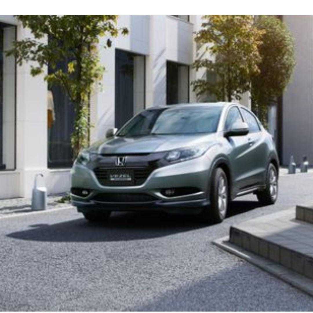 Honda Vezel for Rent at $255 for 3 days (Fri to Mon)
