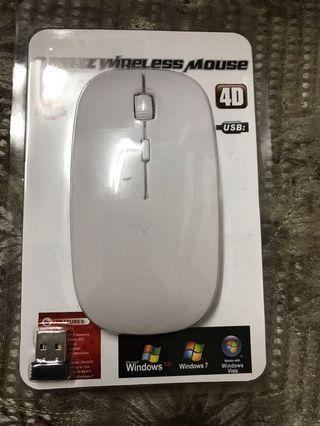 全新無線滑鼠