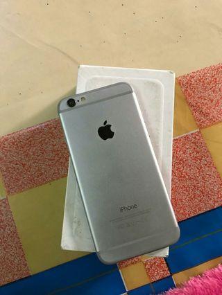 iPhone 6 plus 32gb gray