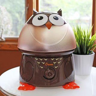 Air Humidifier Crane USA Adorables Oscar The Owl