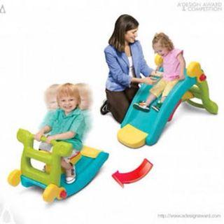 Perosotan Anak - Slide to Rocker 2in1