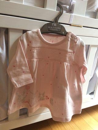 Mothercare Sleepwear Top and Bottom REPRICE