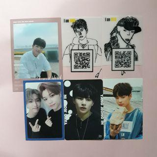 [WTS] Stray Kids Woojin, Seungmin, Changbin, Jeongin, Jilix (Jisung & Felix) photocard
