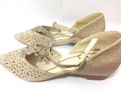 (NEW) SHOES ERNESTINE SIZE 38