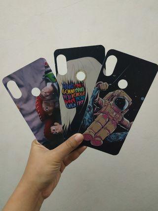 Paper case Xiaomi redmi note 5