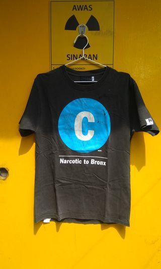 Narcotic Black T-Shirt