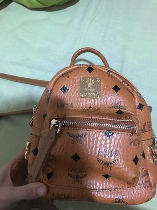 Mini Backpack / Sling bag kecil