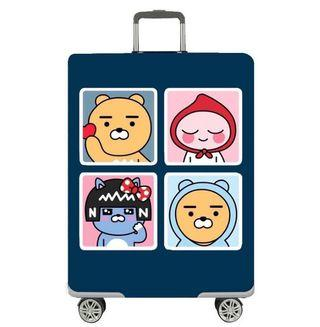 [Available] Kakao Friends Luggage Cover