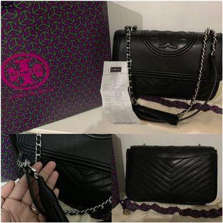 Authentic Tory Burch Fleming Distressed