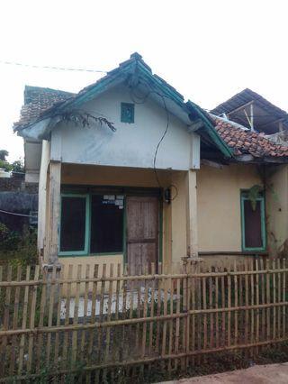 Rumah pasanggrahan cilawu garut jawa barat murah
