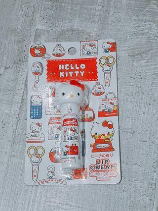 【全新】日本限定 kitty可愛護唇膏