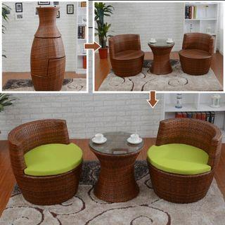 Coffee table chair/Dining table/Vase/Outdoor furniture/