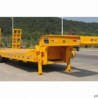 brand new  Two-Axle Lowbed Semi-Trailer