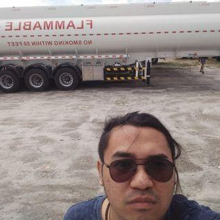 Tri-Axle 30KL Carbon steel fuel tanker