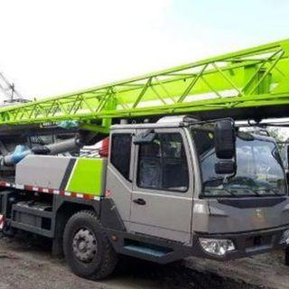 QY25V Zoomlion Mobile Crane 25 tons