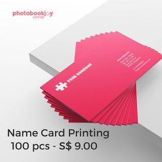 Namecard Printing / Name card Printing