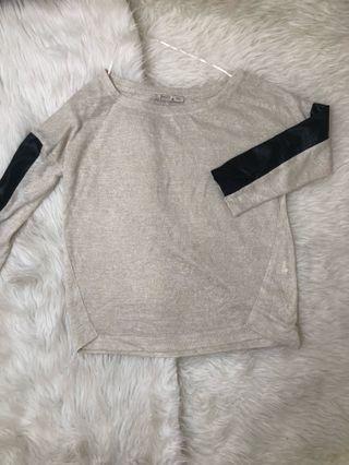 Top bershk / atasan / blouse / lengan panjang