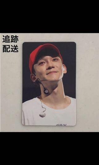 EXO CBX CHEN MAGICAL CIRCUS DVD PHOTOCARD