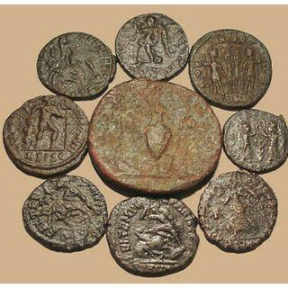 Roman Bronze Coins                  ( viewing only)
