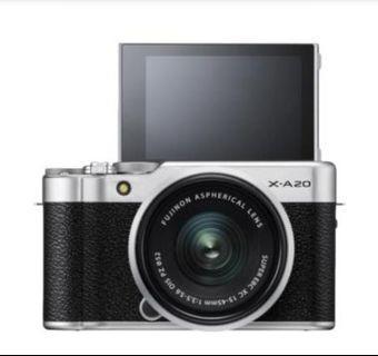 Canon Xa20 + Memory 16GB Kredit Yuk GRATIS 1X CICILAN