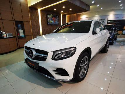 Mercedes GLC250 Coupe AMG Premium Plus