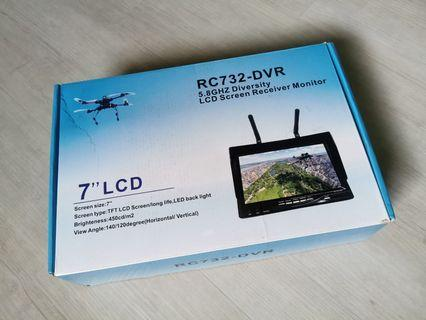 LCD Screen Receiver Monitor
