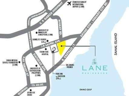 Lane Residences 14K MONTHLY  Preselling Flexible Payment Terms Condo f