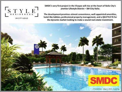 Affordable Preselling Condo For Sale at Style Residences SMDC near SM