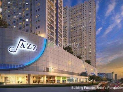 5% DP to MOVE IN Jazz Residences Studio Unit RFO Condo for Sale by SMD