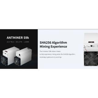 Bitmain Antminer S9k-13.5TH/s bitcoin