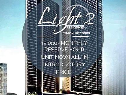 LIGHT 2 Residences 14k Monthly NEWEST Project of SMDC Preselling Condo